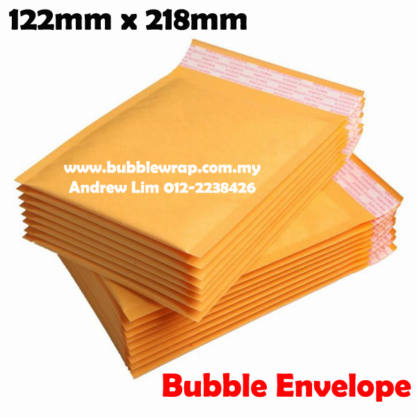 10pcs Bubble Wrap Envelope Mailer 122218
