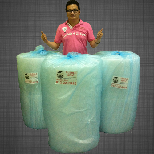 Promotion : Bubble Wrap Double Layer 3 roll 1 meter x 100 meter